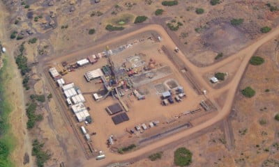 Heritage has drilled over 25 wells in the Lake Albert Region - File Photo.