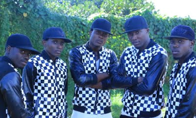 Interview with Uganda's best dance crew - The Trojans