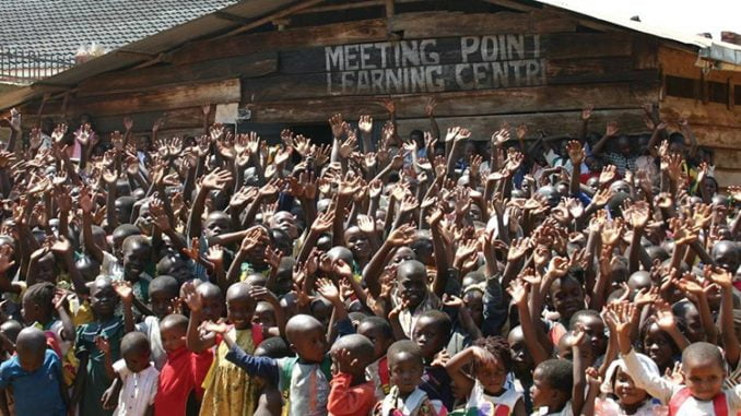 Uganda's overly dependent population