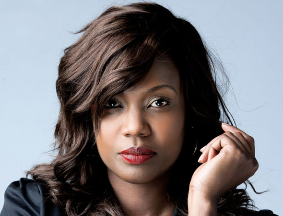 Sanaipei Tande, Kenya's most prolific singer, radio personality, songwriter, karaoke host and entertainer