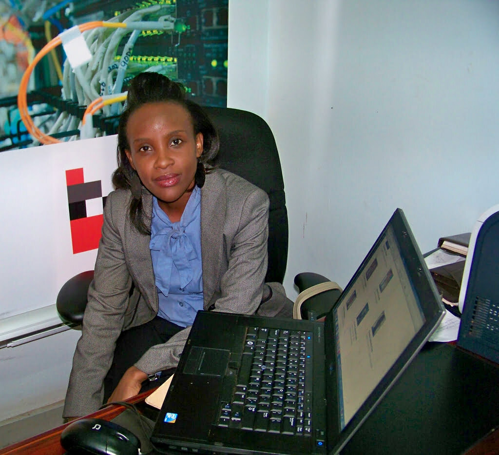 Joyce Kyeyune - Enterprise Technology