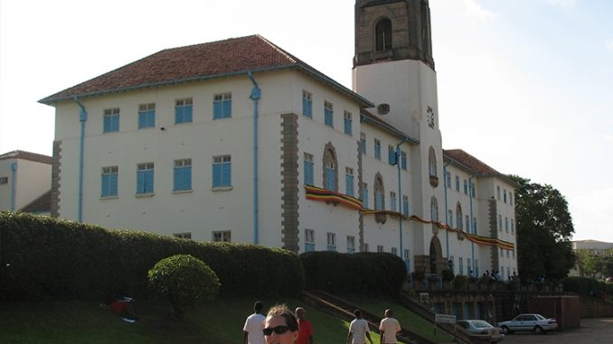 Makerere University faked papers