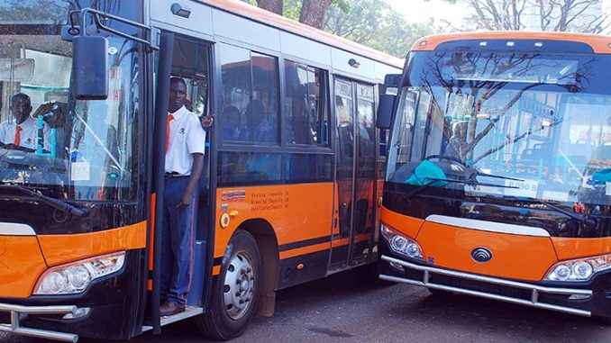 City roads to accommodate Pioneer Easy Bus