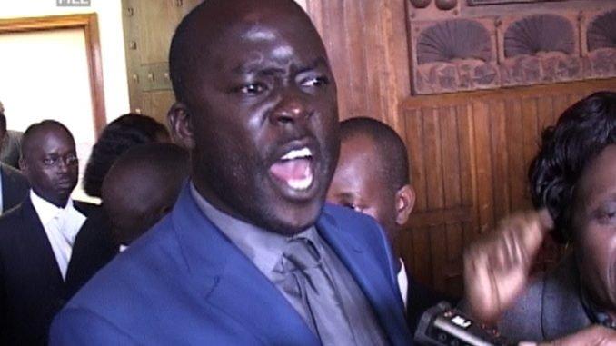 Samuel Odonga Otto, the Aruu county MP