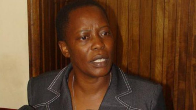 Betty Nambooze sues Government
