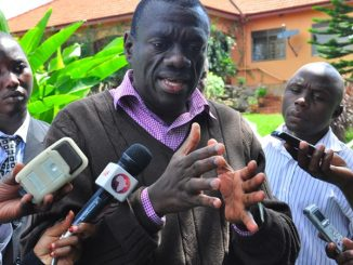 Kizza Besigye assassination plot