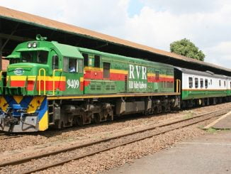 Rift Valley Railways (RVR)