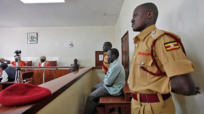 Former rebel leader Thomas Kwoyeli in court