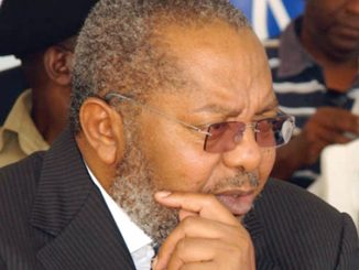 Bank of Uganda Governor, Tumusiime Mutebile