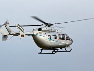 There has been rumors that the Parliament of Uganda is planning to buy a helicopter for Speaker Rebecca Kadaga. File Photo.