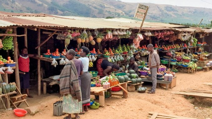 Katuna, Kabale Town Council traders