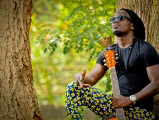 Ykee Benda, a Ugandan artist who sings different genres including pop, dance-hall, RnB, soul and so much more.