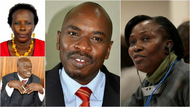 Uganda's Workers Mps