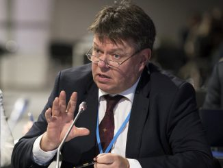 World Meteorological Organization Secretary General, Petteri Taalas