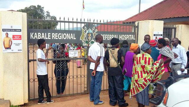 Kabale Regional Referral Hospital