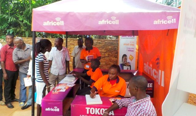 Africell intensifies Sim Card verification drive