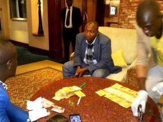 Herbert Kabafunzaki arrested for soliciting bribe
