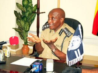 IGP Kale Kayihura sue media houses