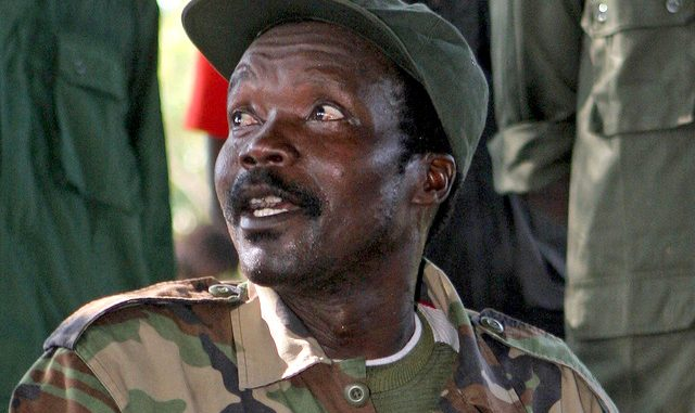 Rebel leader Joseph Kony