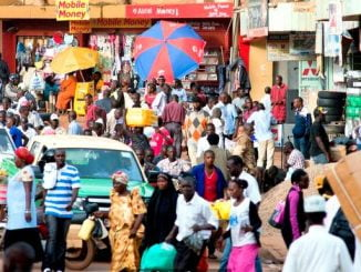 Kampala traders protest over Chinese hawkers