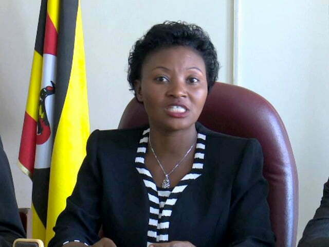 Leader of Opposition in Parliament (LOP) Winnie Kiiza