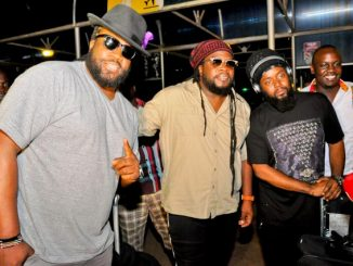 Morgan Heritage live in Kampala
