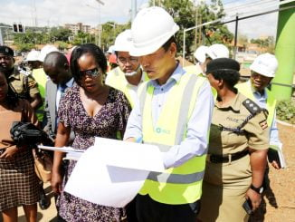KCCA road and infrastructure budget down by 248bn