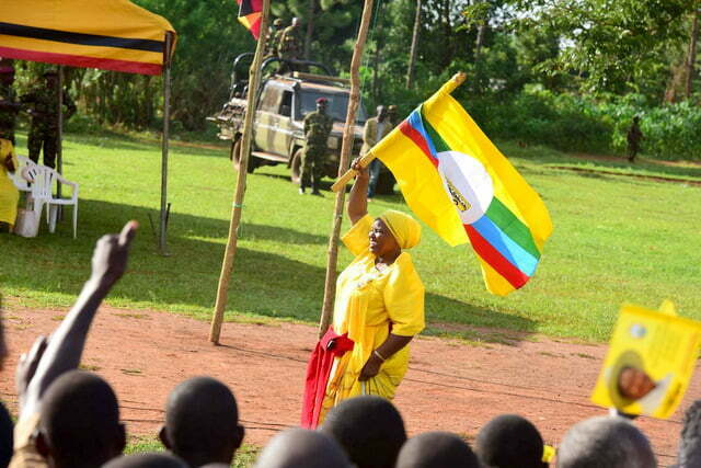 National Resistance Movement (NRM) is fielding Rehema Watongola