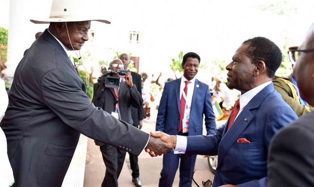Presidential handshake refund draws mixed reactions