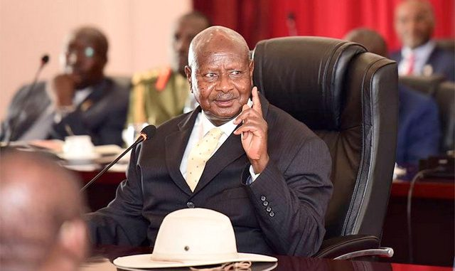 President Museveni wants law regulating monetary rewards