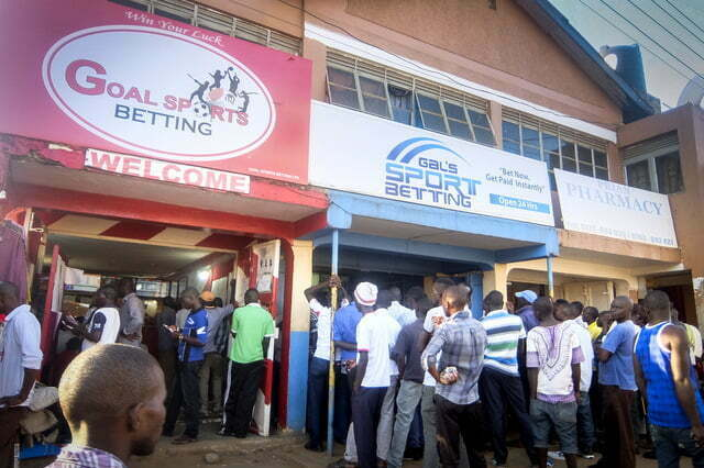 Sports betting in Uganda