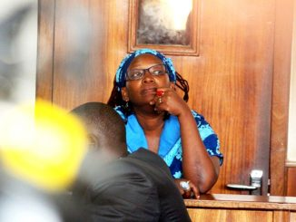 Stella Nyanzi Sent Back to Luzira