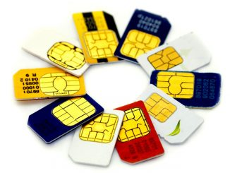sim cards registration