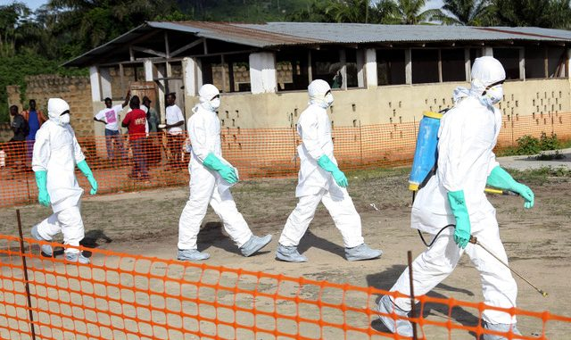 Technical experts deployed in DR Congo amid Ebola threat