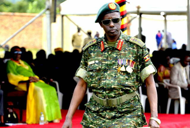 Gen Tumwine defends IGP Kayihura contract extension