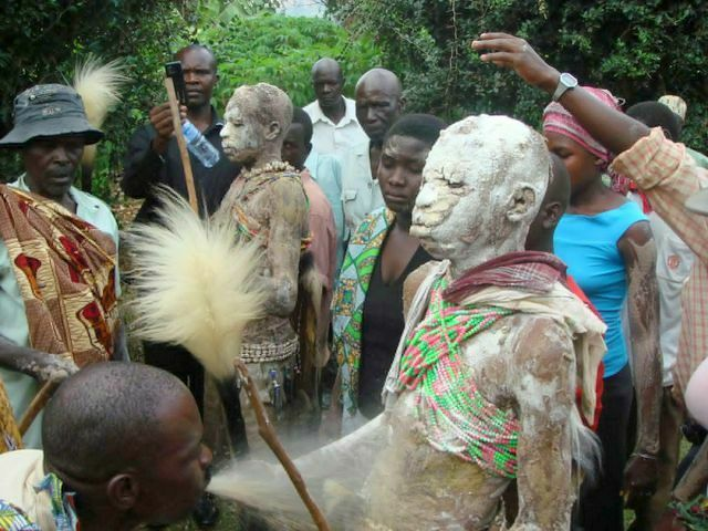 Imbalu Ceremony – Traditional circumcision
