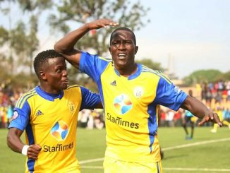Kampala Capital City Authority (KCCA) Football Club out to seal league title against Lweza FC. Courtesy Photo/KCCA FC.
