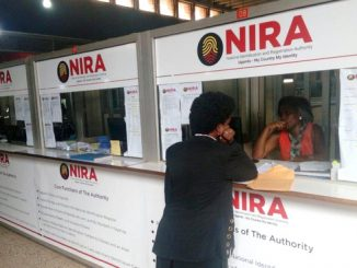 National Identification and Registration Authority (NIRA)