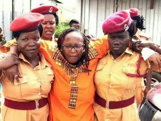 Researcher Stella Nyanzi granted bail