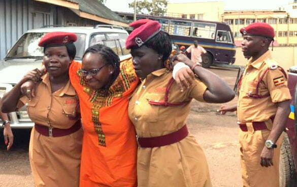 Verbatim: Dr Stella Nyanzi bail application court proceedings