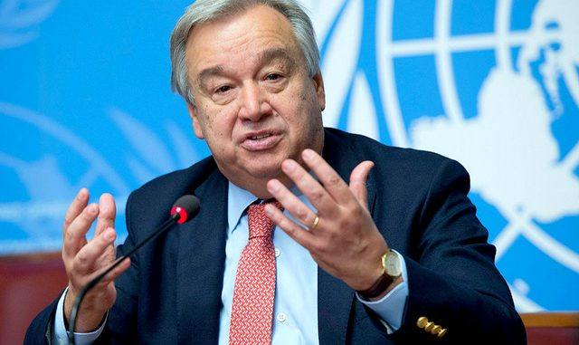 Crackdowns against journalists must end - UN Chief