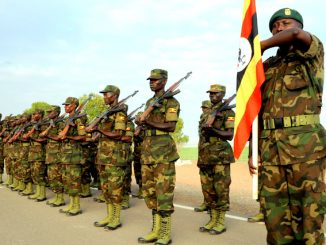 Defence ministry officials decline to state UPDF strength