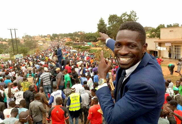Bobi Wine wins Kyadondo by-election