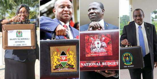 It's budget day in East Africa