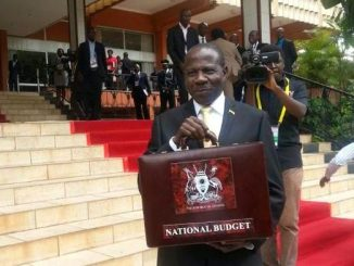 How Uganda's 2017/2018 budget will be financed - Taxes