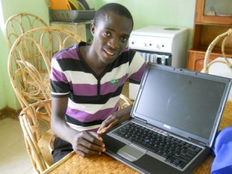 Makerere Dons want new students to have laptops