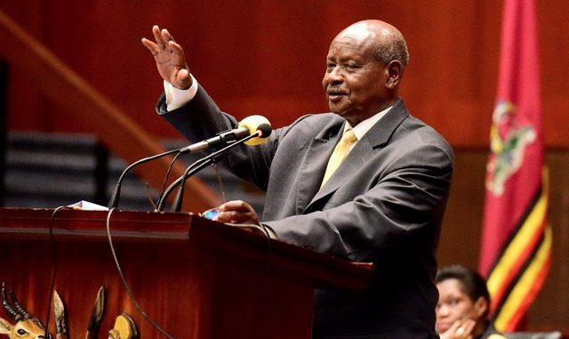 President Museveni state of the nation address