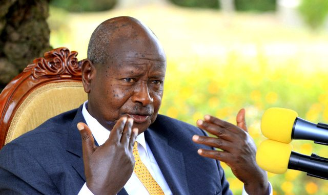 MPs demand exit plan as President Yoweri Museveni addresses the nation