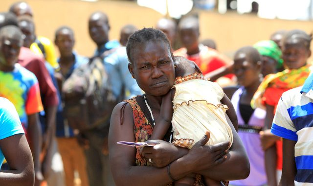 Amnesty International appeals to donors on refugees in Uganda