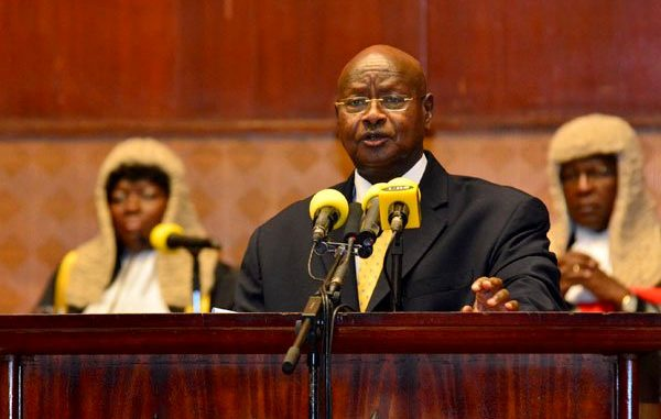 Full Speech: 2017 State of the Nation Address by President Museveni